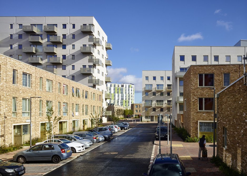 William Street Quarter by Allford Hall Monaghan Morris
