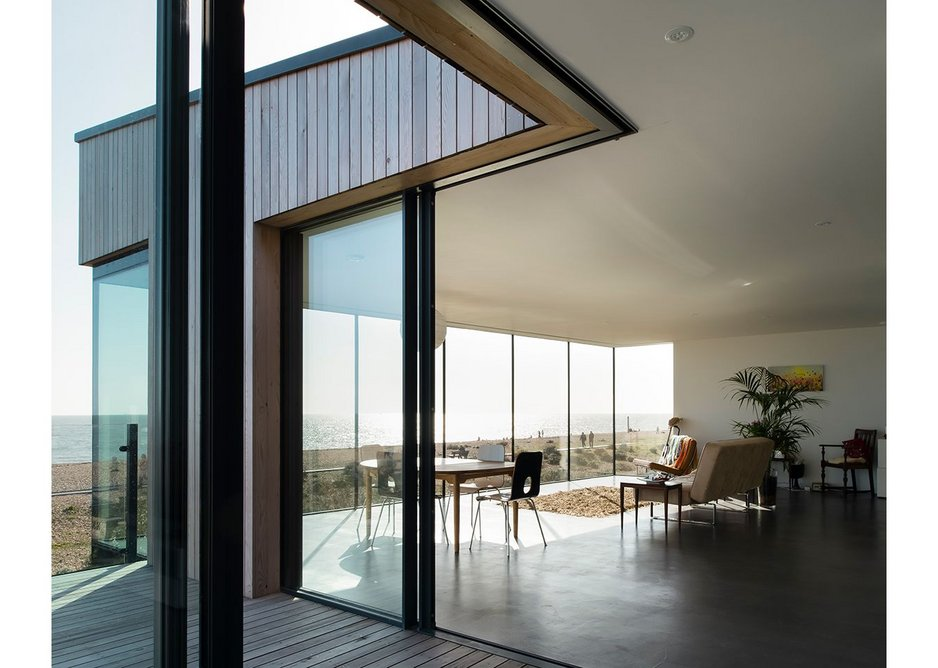 Shoreham Beachside Home by ABIR Architects.