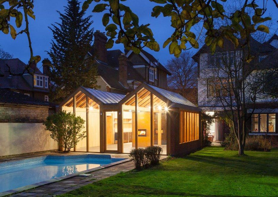 Studio by James Wyman Architects.
