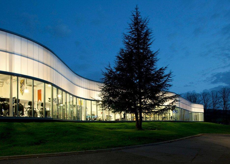 Sportscotland National Sports Training Centre.
