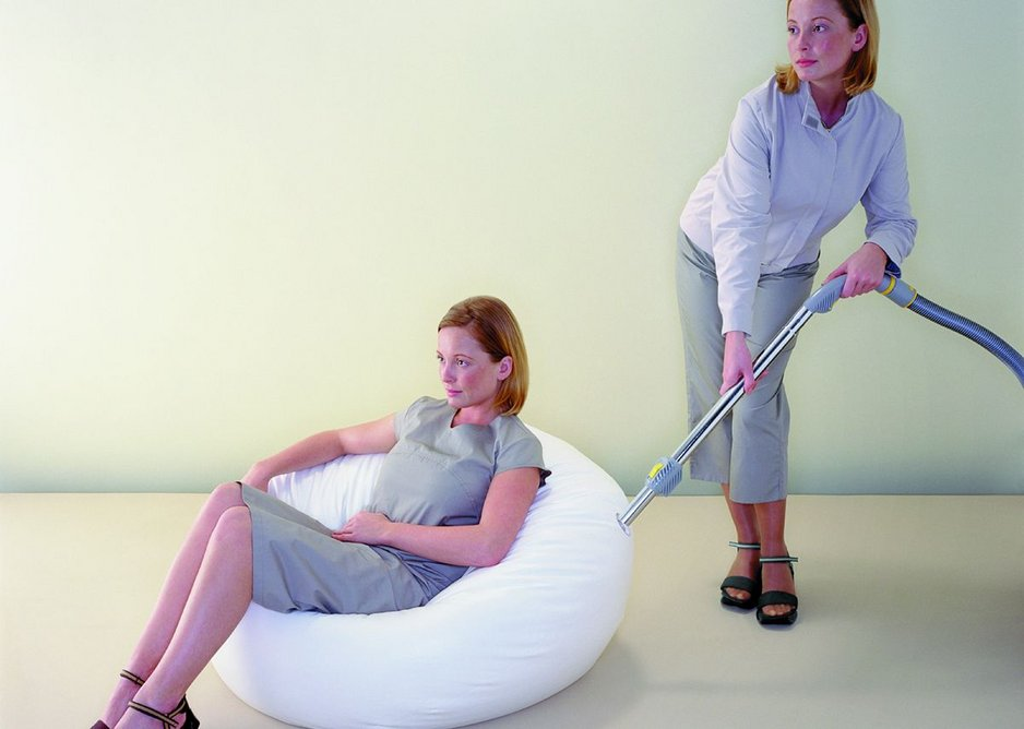 Design by Ron Arad and Inflate, 1999.