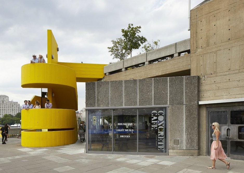 Southbank Centre, Waterloo.