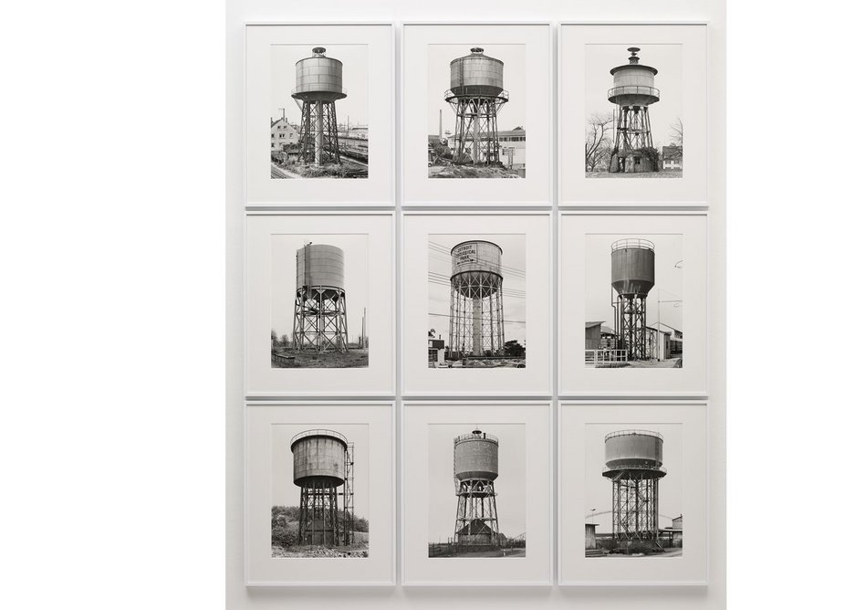 Water Towers, 1969-1993.