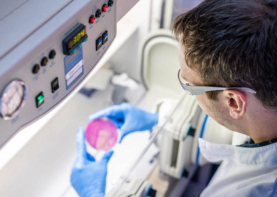 The Surface Coatings Interest Group is trying to connect paint, coating and wall covering manufacturers and suppliers in the industry with specialist anti-viral testing facilities, to develop solutions.