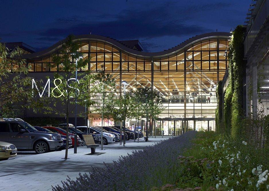 M & S Cheshire Oaks