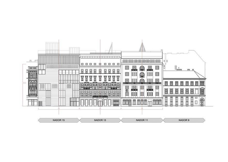 CEU Presentation Drawing Elevation (Street)