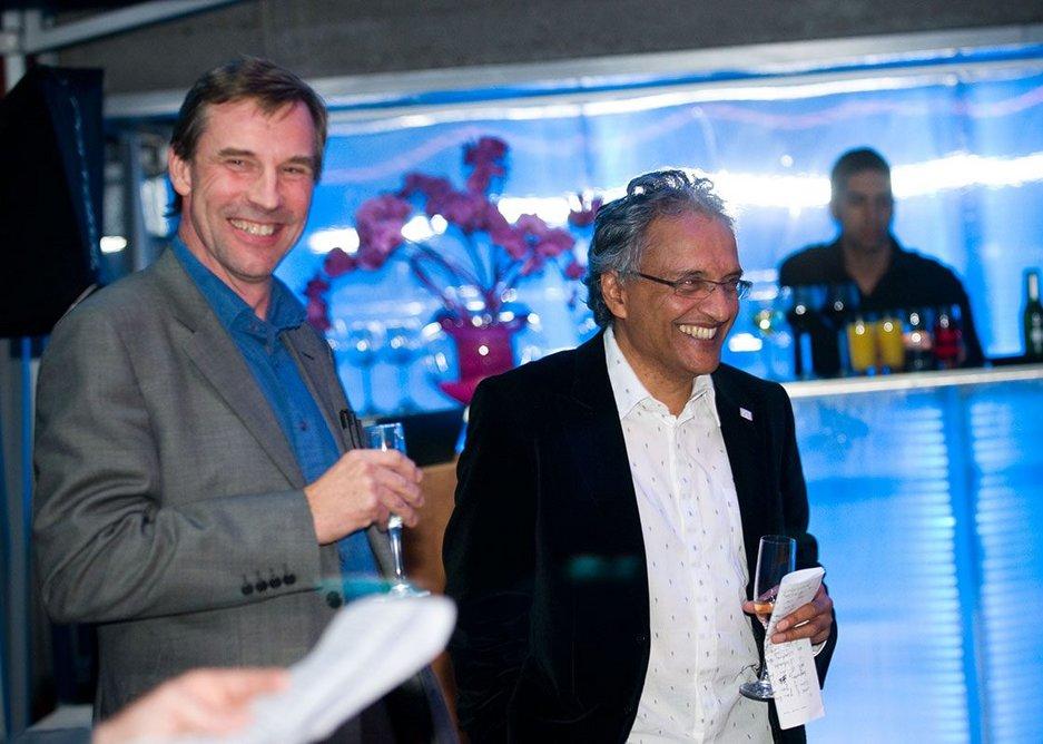 Greg Penoyre and Sunand Prasad, 2008.