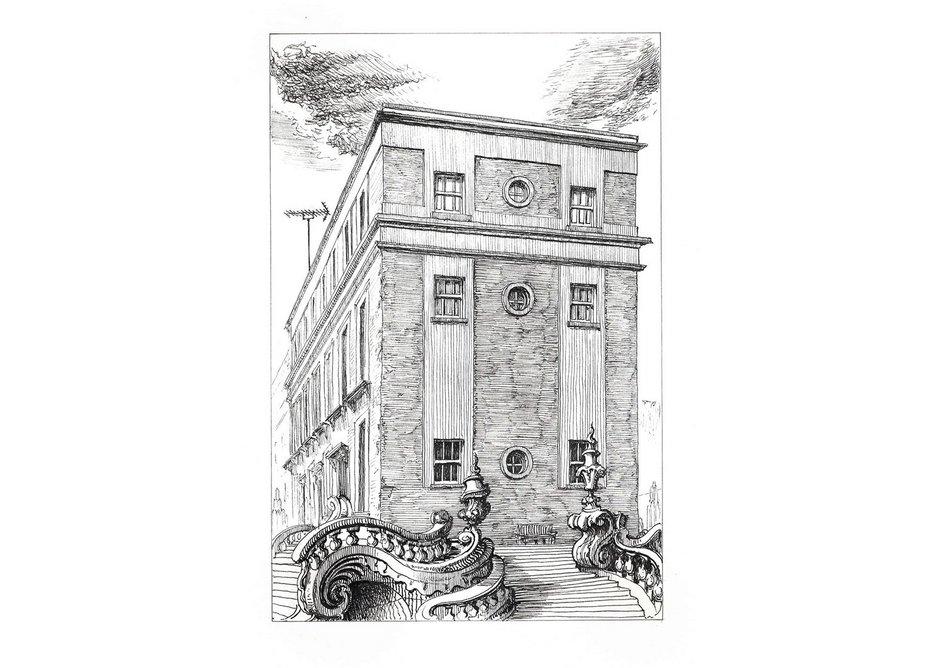 132-135 Sewardstone Road, Victoria Park E2 9JQ. Courtesy: Herald St, London and Galeria Franco Noero, Turin.