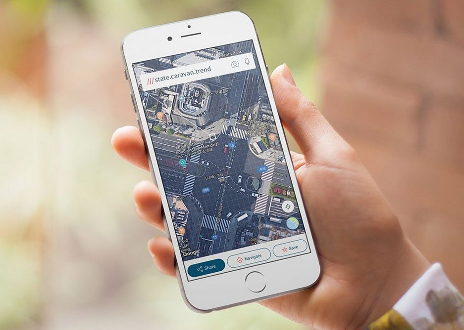 What3Words is available for free on a smartphone or website