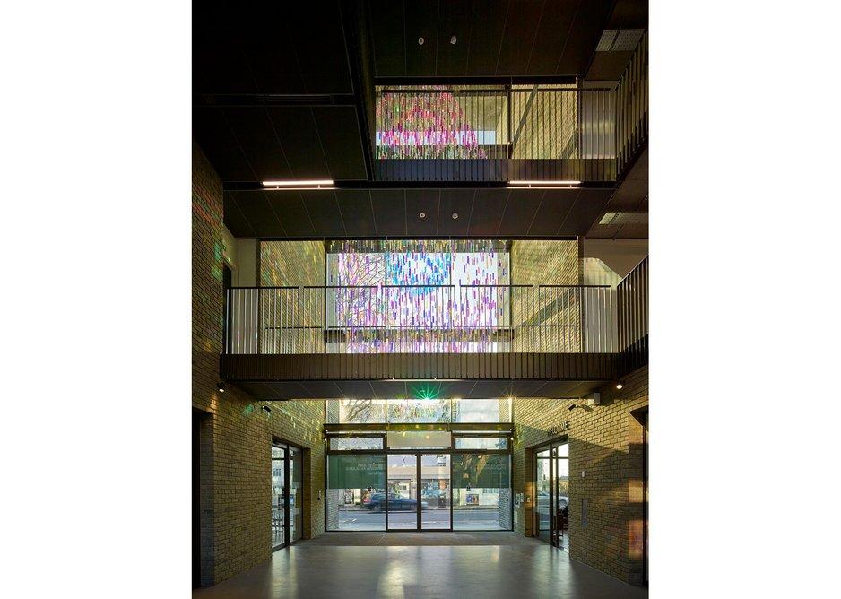 Grand Union Studios, Ladbroke Grove by AHMM.