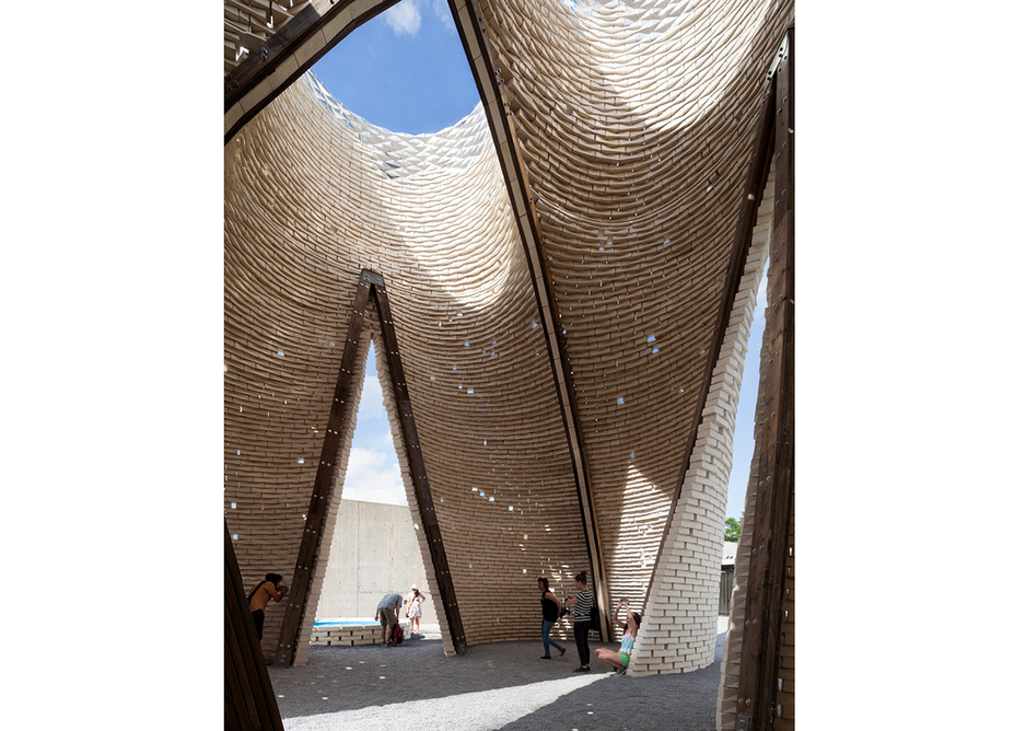 Wadzanai Chanel Mhuka was shortlisted for a goodbye to concrete – but what is next? Perhaps mycelium?