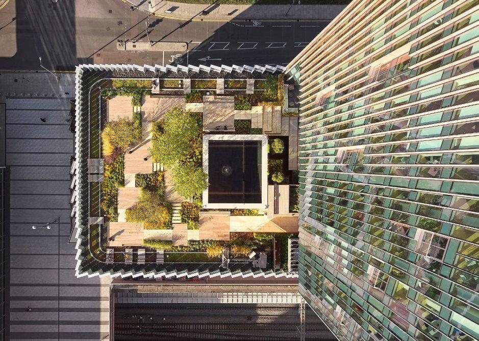 Manhattan Loft Garden.