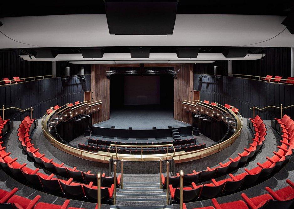 The Bloomsbury Theatre.