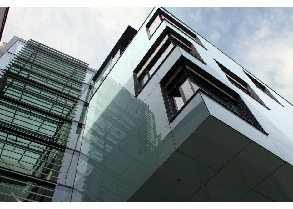 Earth Sciences Building, Oxford University.