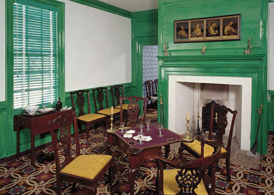 Thomas Everard House The Colonial Williamsburg Foundation