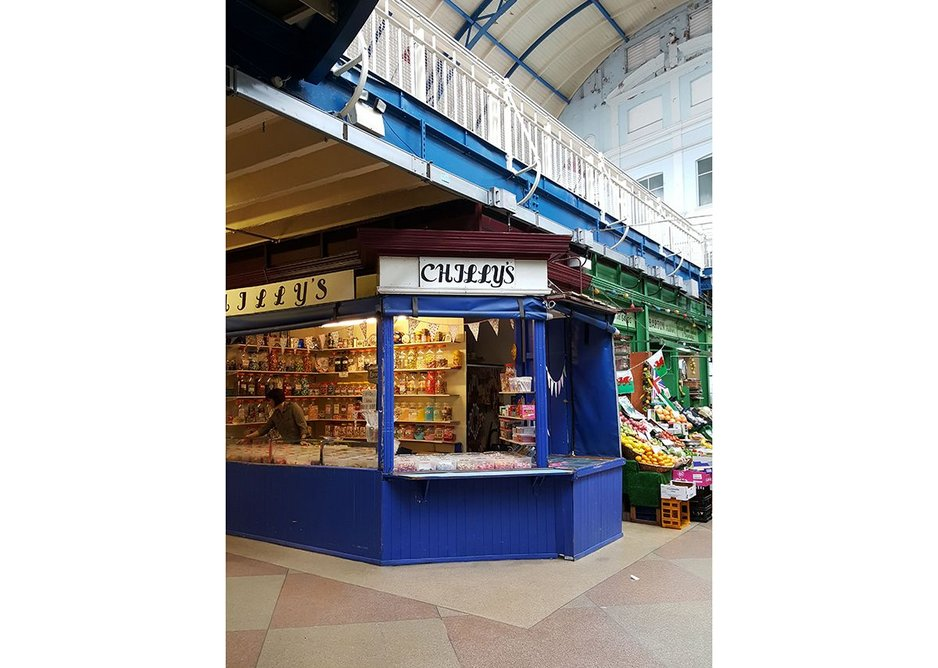 Newport Market: Could markets do more to involve the community?