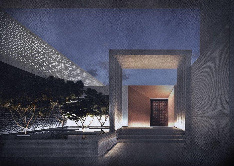 Private Villa, Riyadh.