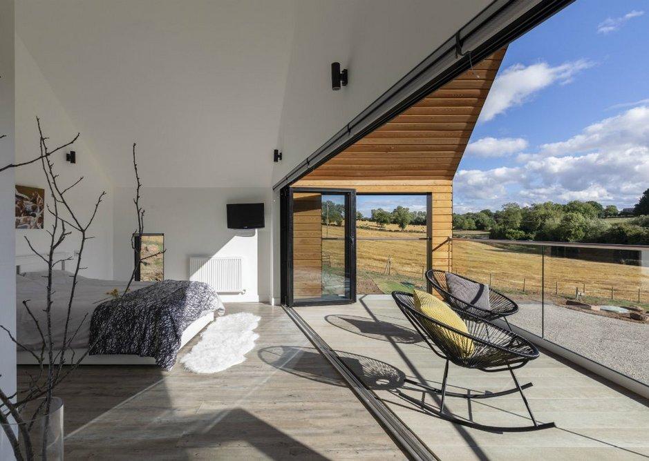Barn House, Herefordshire.