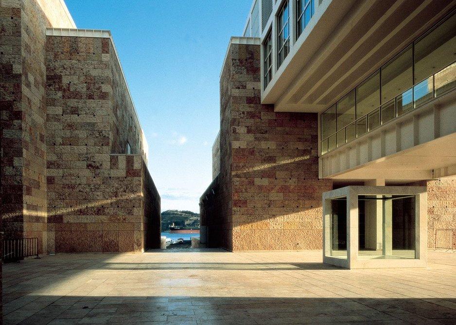 Centro Cultural de Belém (CCB) in Lisbon.
