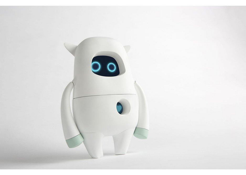 Musio K educational robot by AKA.