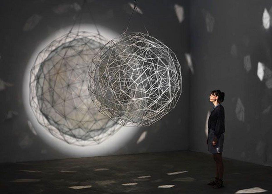 Stardust Particle, 2014, Olafur Eliasson. Tate. Photo: Jens Ziehe, 2017.