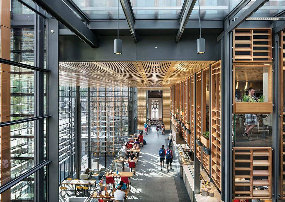 2016: Duke University, Richard H Brodhead Center for Campus Life, Durham, NC, USA.
