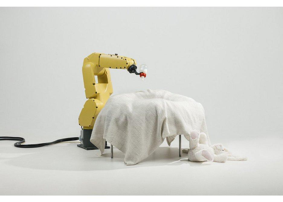 Raising Robotic Natives, Stephan Bogner, Philipp Schmitt and Jonas Voigt, 2016.