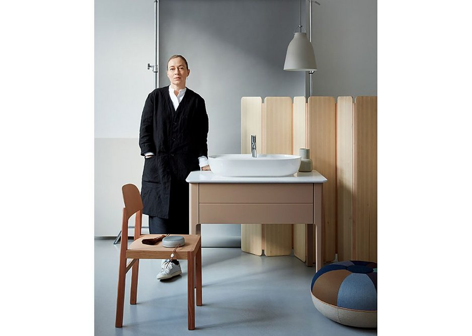 Designer Cecilie Manz: 'People in the north tend towards austerity and this is reflected in classic Danish design. I try to limit my objects to the essentials.'