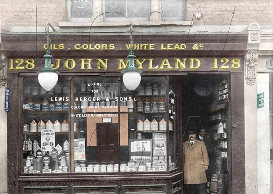 Dominic Myland, Mylands 1907