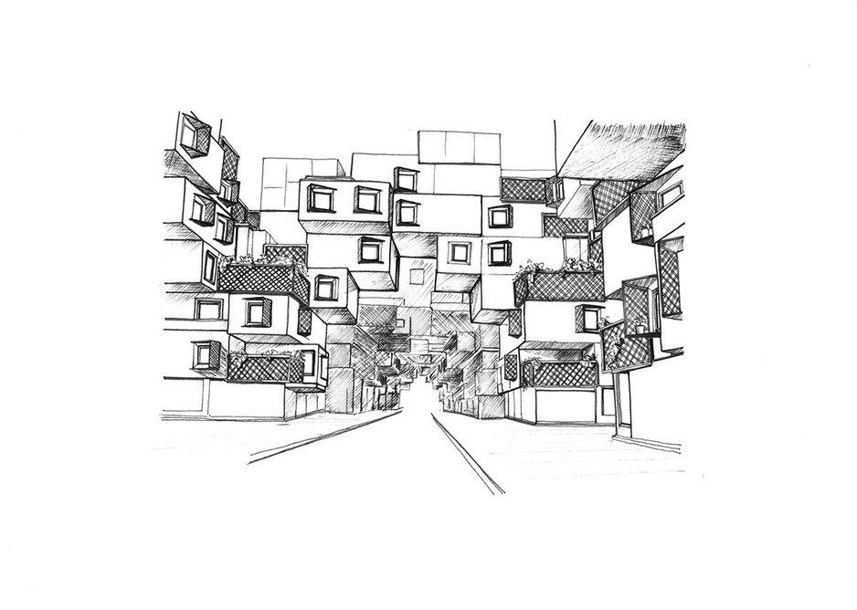 Rebuilding Homs, Marwa al-Sabouni, published in The Battle for Home, Thames and Hudson, 2016