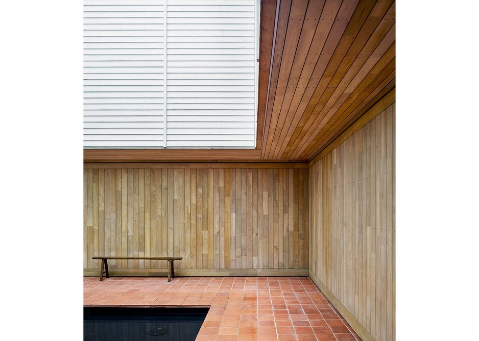Caring Wood, Leeds by James MacDonald Wright and Niall Maxwell.