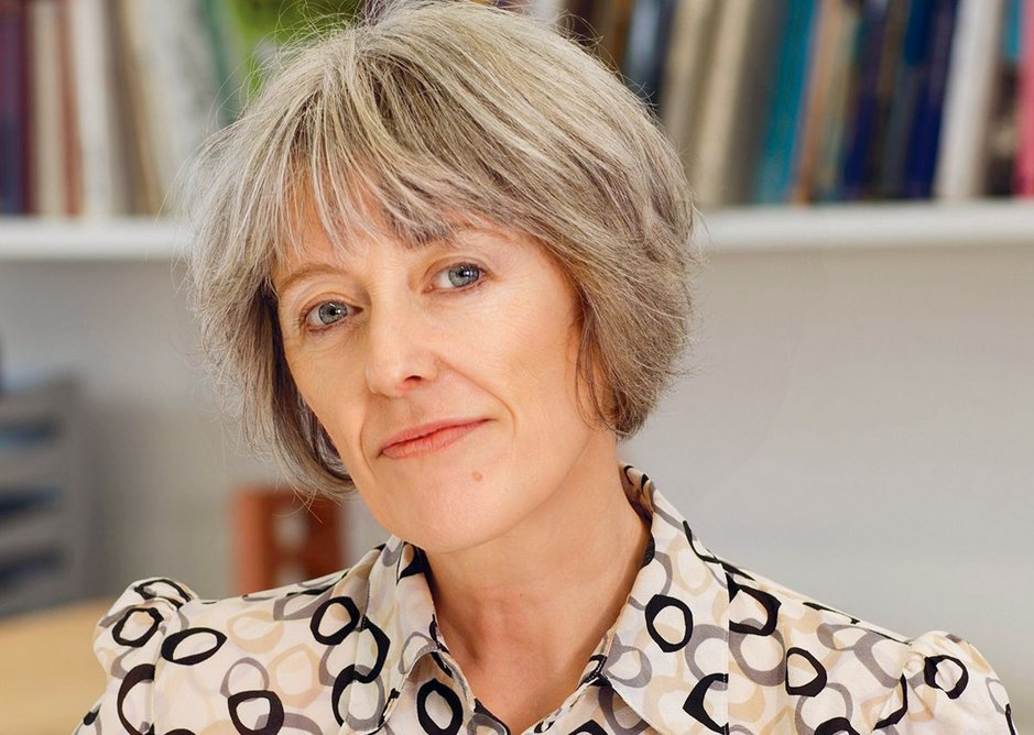 Louise Cotter is co-founder of the Cork-based practice Carr Cotter Naessens.