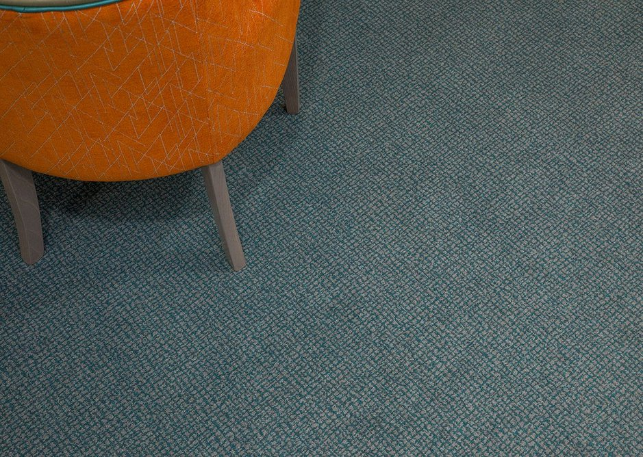 The Equinox Evolve carpet is approved for use within dementia-inclusive environments by the University of Stirling's DSDC.
