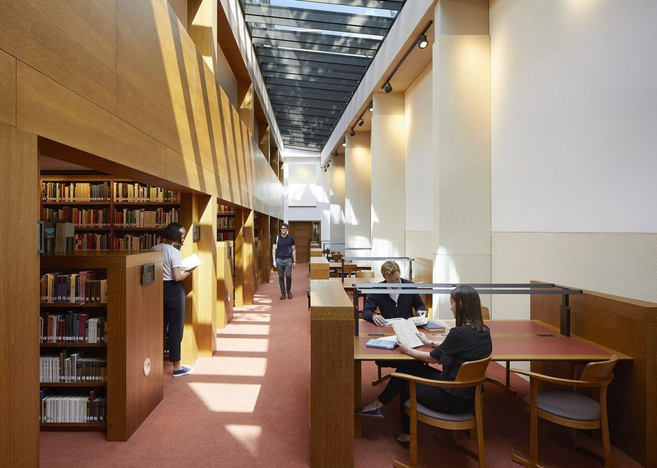 Library and Study Centre.