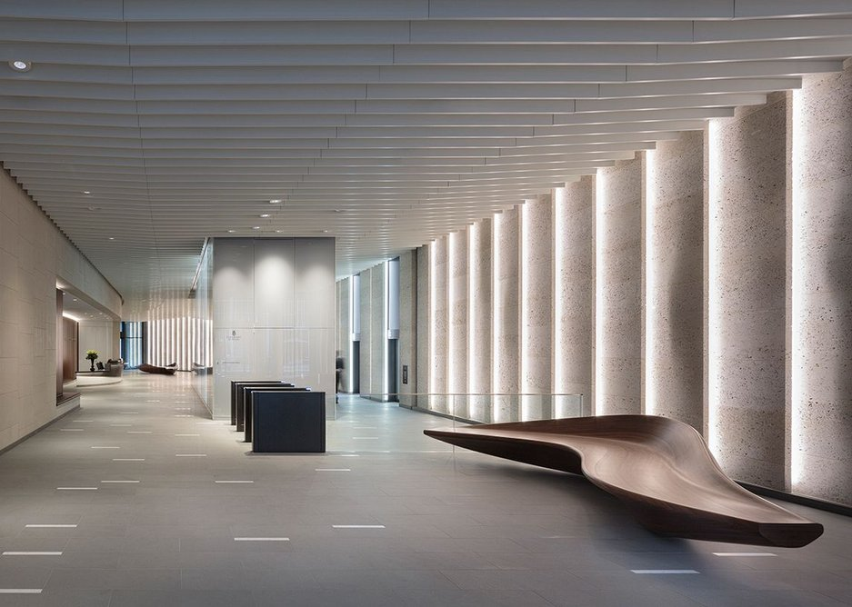 8 Finsbury Circus offices London by Wilkinson Eyre.