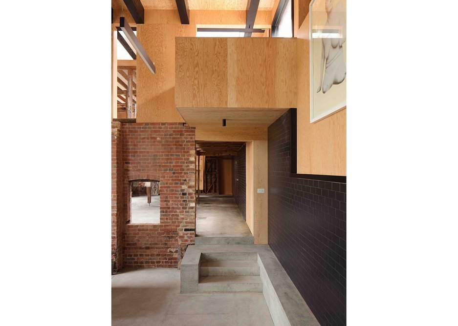 Jack Mill House, Hassocks by Featherstone Young.
