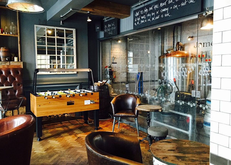 The Bath Brew House