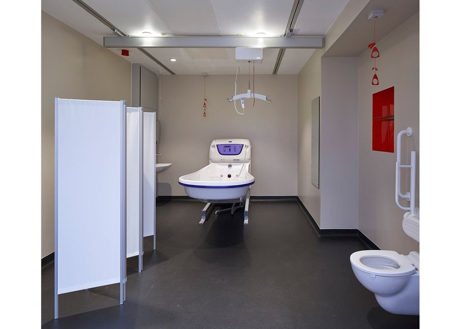 A top range bath will make for a more pleasurable experience. Each room also has an en suite showers.