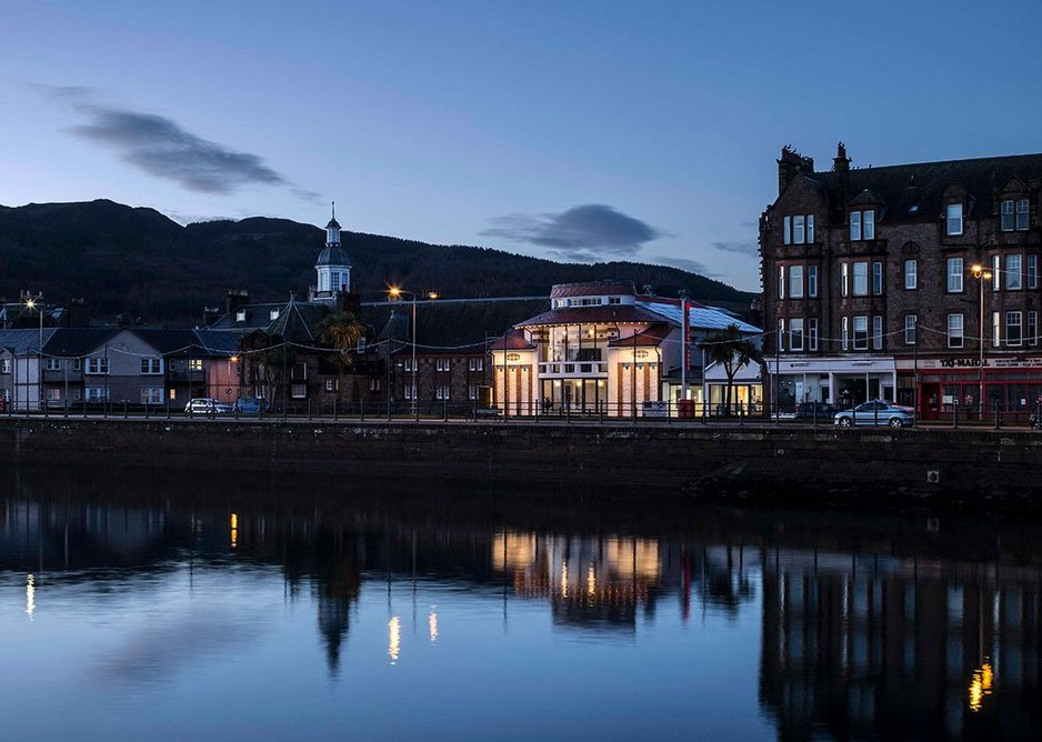 A special place on the waterfront and key to its regeneration.