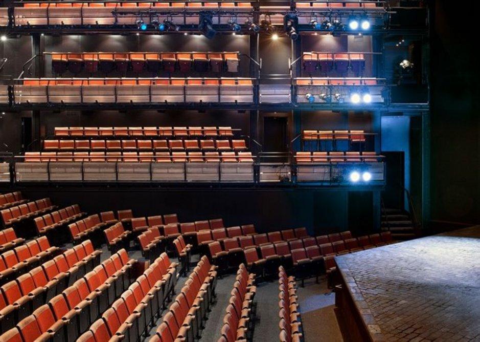 Bridge Theatre, Tower Bridge.