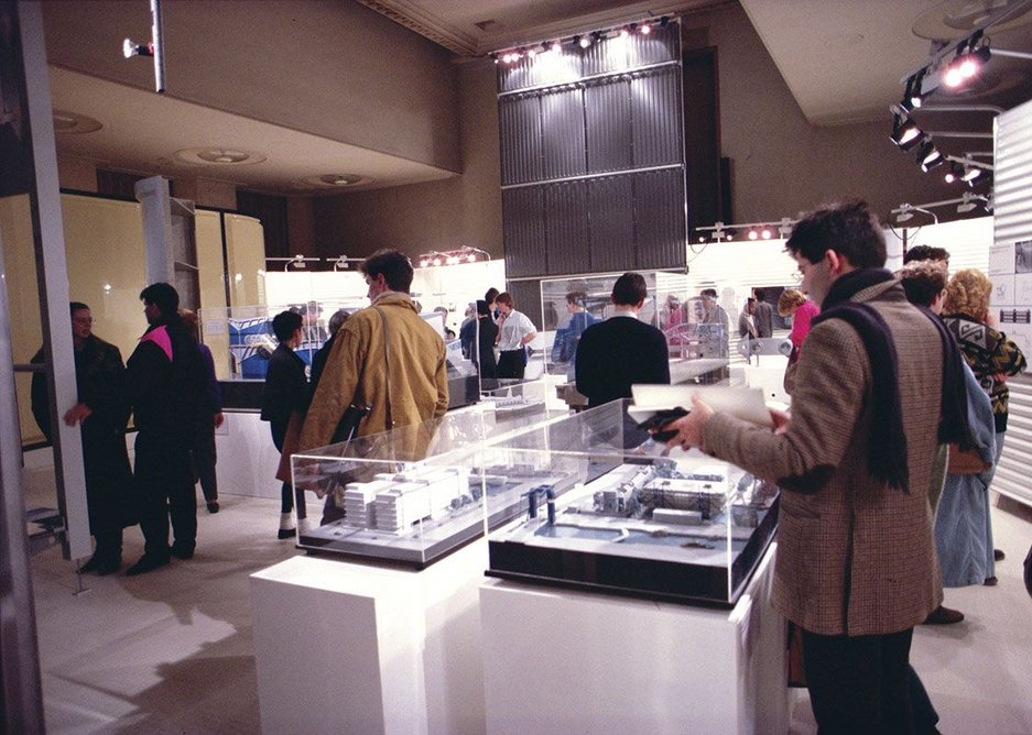 1988: Product + Process exhibition, Florence Hall, London, UK.