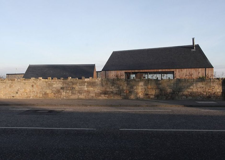 Edinburgh Road, A449 Architects.