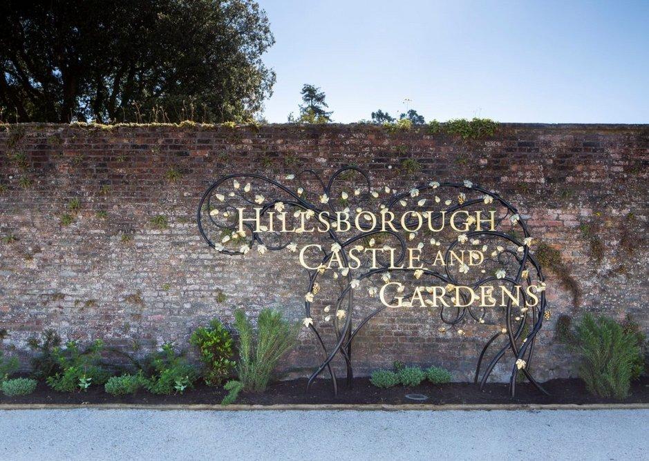 Hillsborough Castle and Gardens Visitor Facilities.