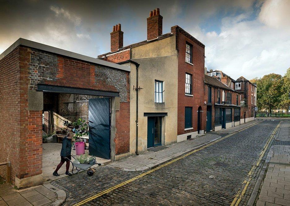 Treadgolds, Portsmouth.