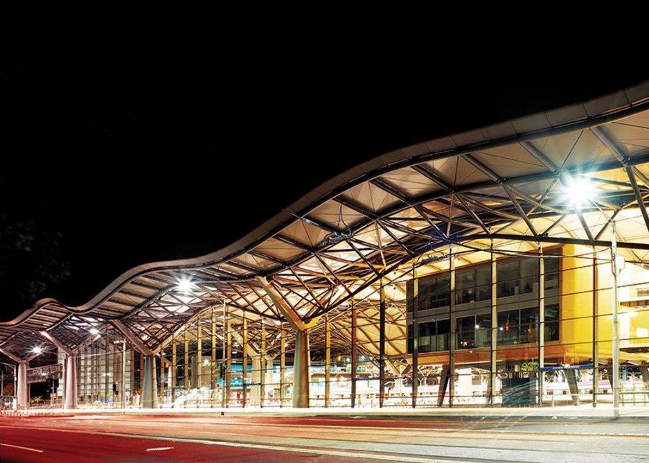 2007: Southern Cross Station, Melbourne, Australia.