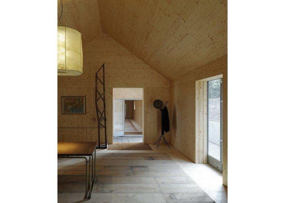 Architecture Archive by Hugh Strange Architects.