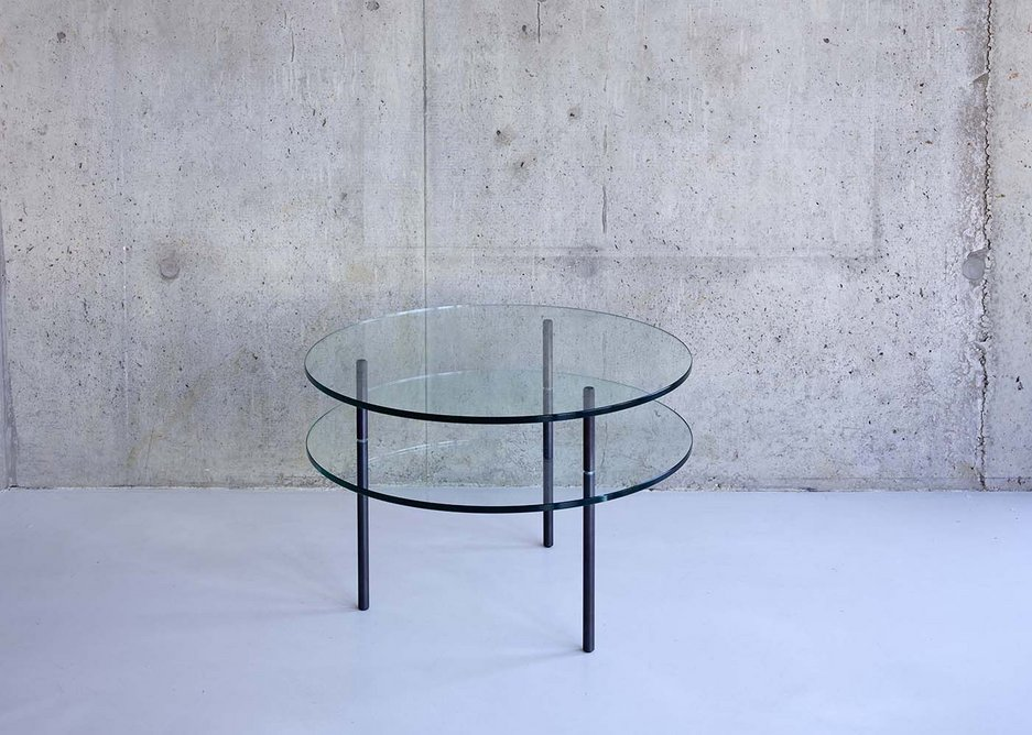 Sax side table by Terence Woodgate for SCP.