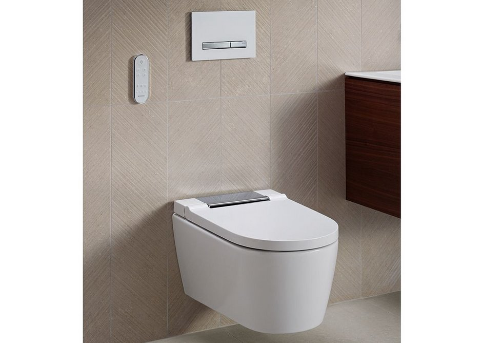 With an easily removable seat and lid and automatic descaling, Geberit AquaClean shower toilets are designed to be cleaned and maintained with minimal effort.