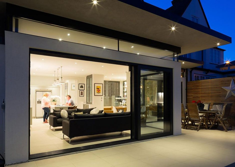 'We would never have visualised our house in a million years. That's the true skill of an architect.' Granit Architects' private clients sing their praises to camera.