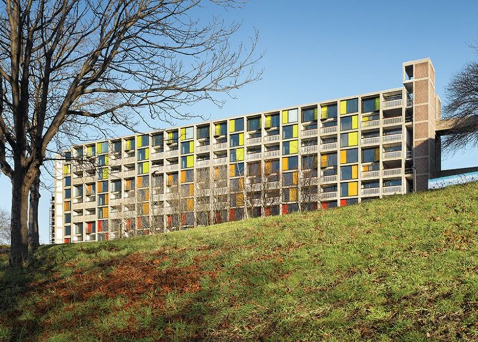 The radical-refurb approach – the listed Park Hill estate in Sheffield as reconfigured for Urban Splash by HawkinsBrown and Studio Egret West.
